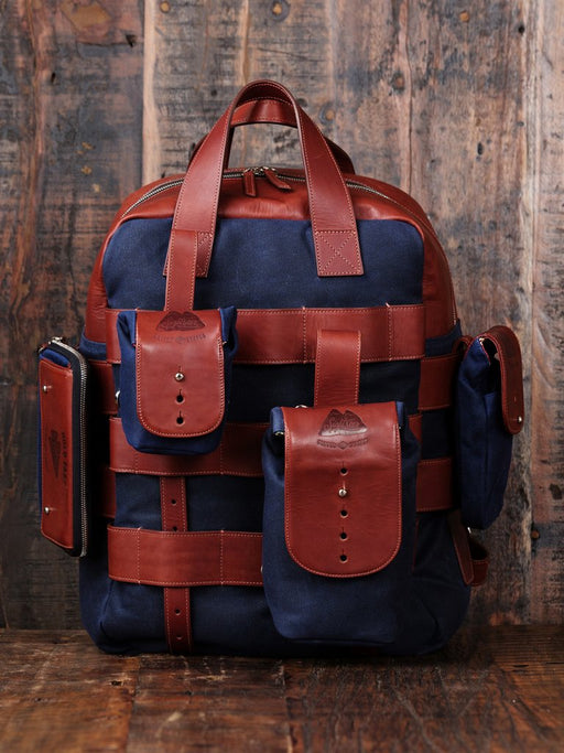 ##Pre-Order Only## Sightseer Backpack System  ( Navy )