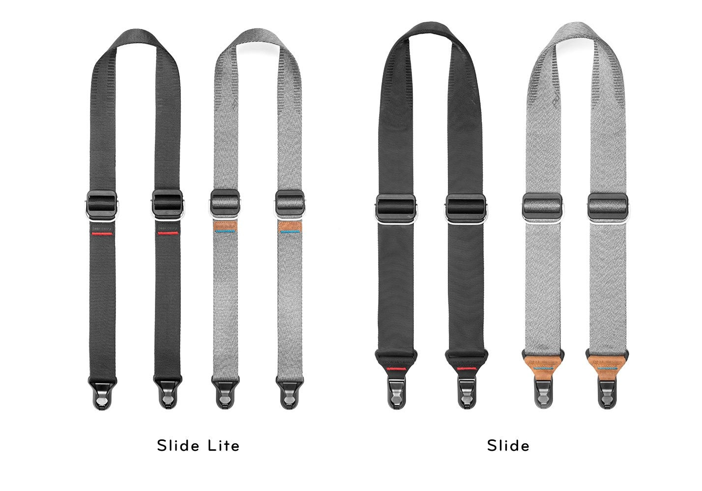 Peak Design Camera Sling- Slide Lite 3 ( Ash/ Black )