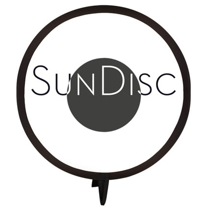 "Sundisc -  keep the ""soft light"" in your bag"