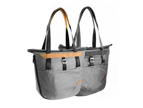 Peak Design Everyday Tote 20L - ( Ash / Charcoal )