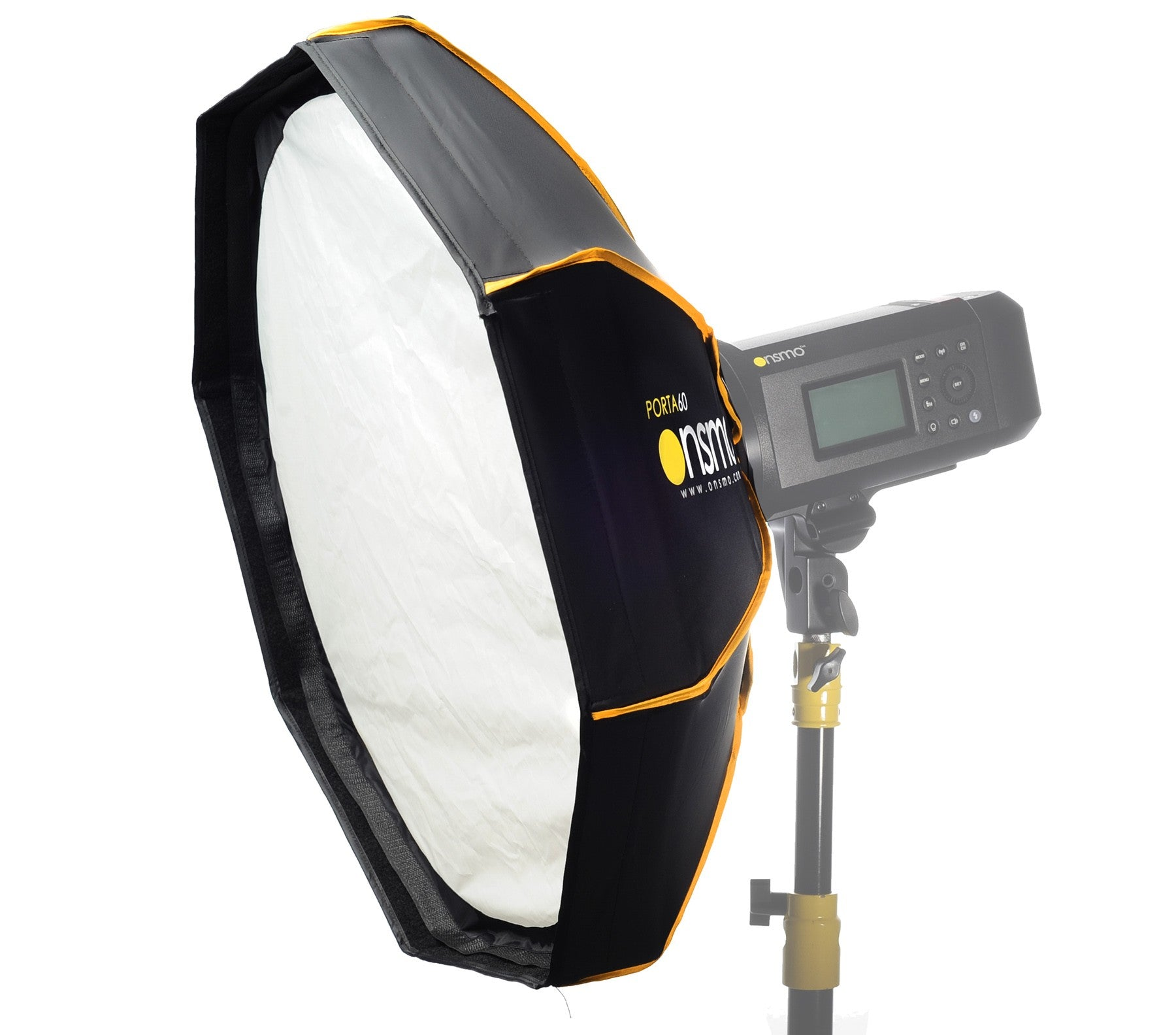 Onsmo Porta 60 (Octagonal Beauty Dish Softbox with Grid and Dish)