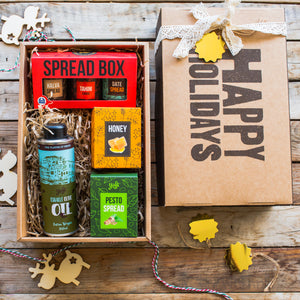 "Gift Box ""Happy Holiday!"""