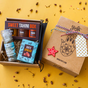 "Gift Box ""Take Care Holiday Pack"""