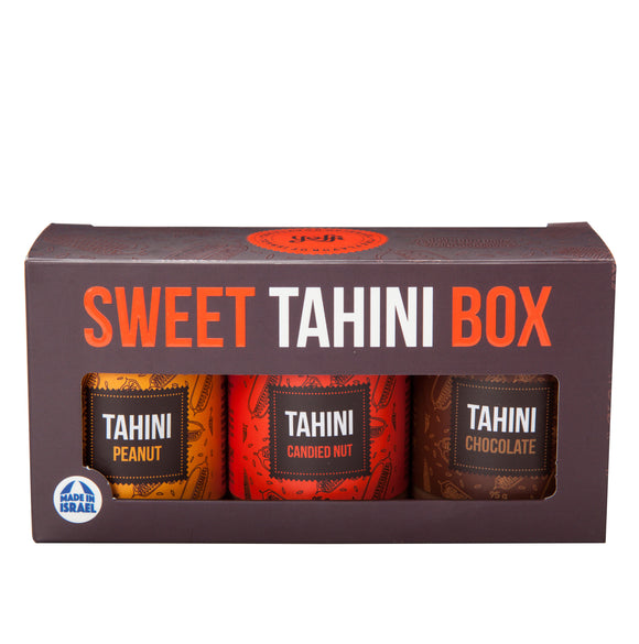Israeli Sweet Tahini Box