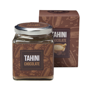 Tahini Chocolate