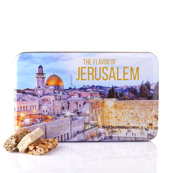 Jerusalem Nut Bars Box (FYI - expiration date is at the end of September 2020)