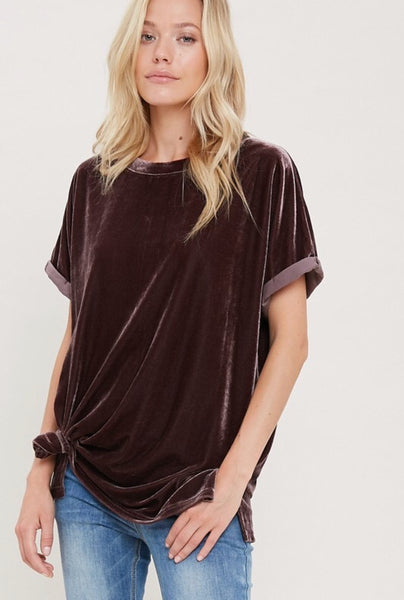 Tori Top Midnight