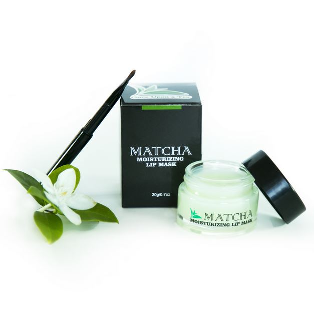 Moisturizing Matcha Sleeping Lip Mask- Why Should You Use It Before Going to Bed