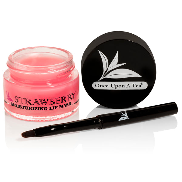 Moisturizing STRAWBERRY Sleeping Lip Mask