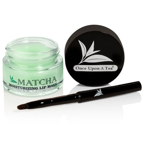 Moisturizing MATCHA Sleeping Lip Mask