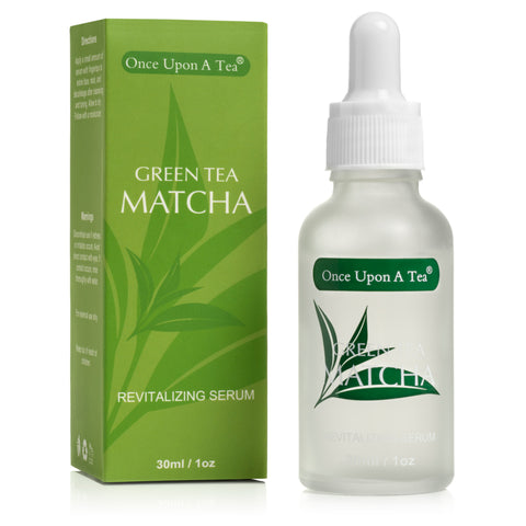 Green Tea MATCHA Revitalizing Serum