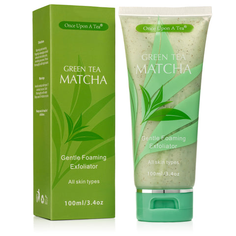Green Tea MATCHA Gentle Exfoliating Cleanser