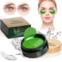 Green Tea MATCHA Firming Eye Mask