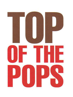 Top of the Pops Card