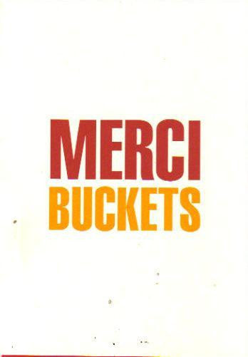 Merci Buckets Card