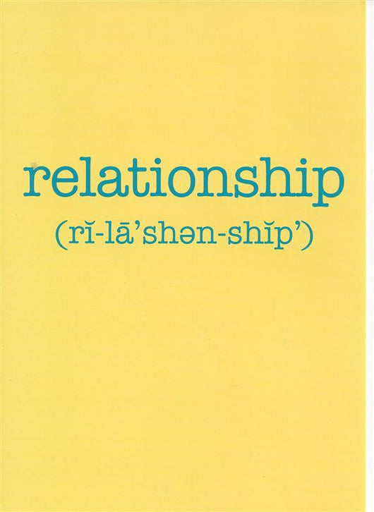 Relationship Redefined Card