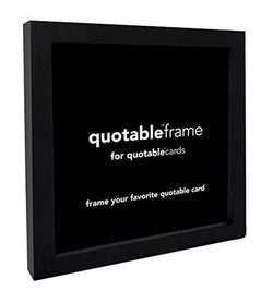 Quotable Cards Picture Frame
