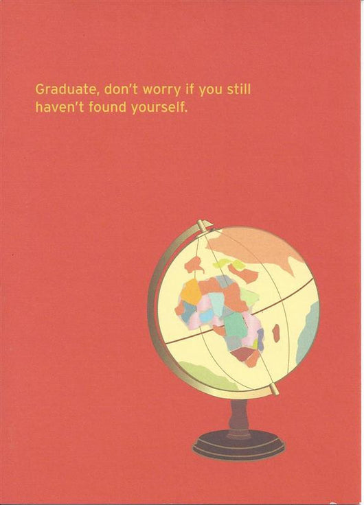 Loan Collectors Graduation Card