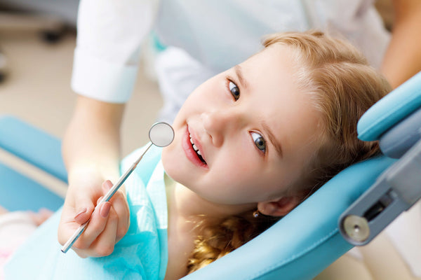 Make your child's first trip to the dentist a breeze