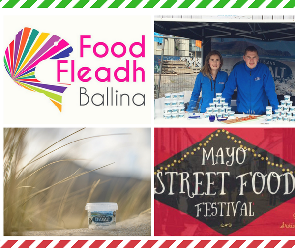 A Weekend of Mayo Food
