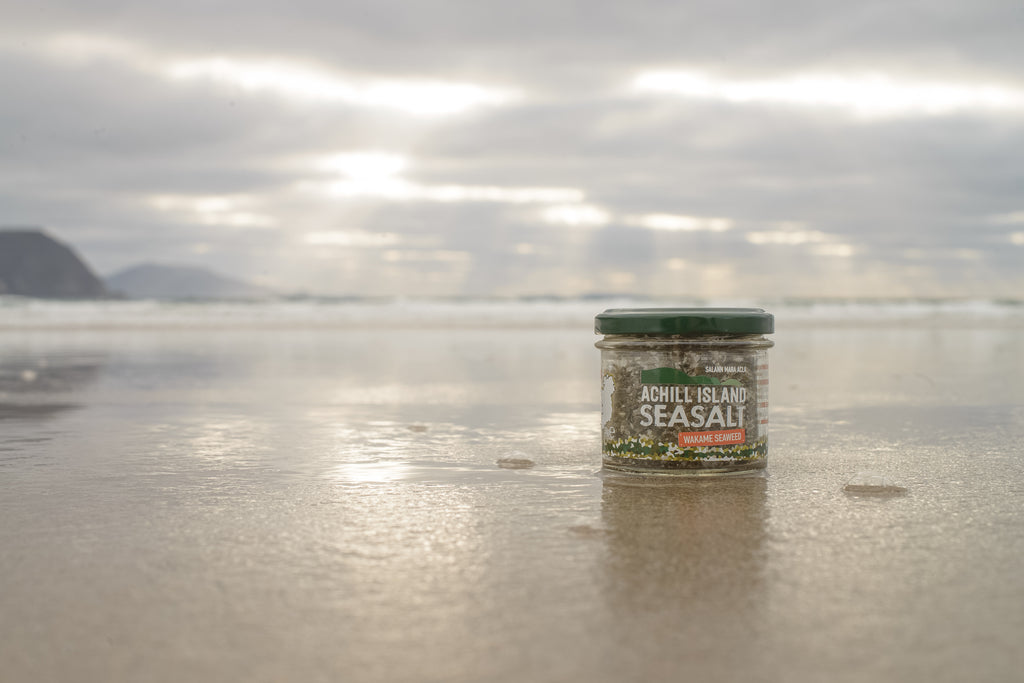 New Product Launch: Achill Island Sea Salt with Atlantic Wakame
