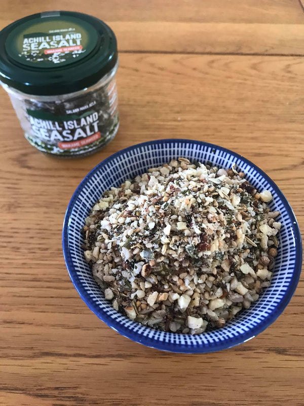 Dukkah with Achill Island Sea Salt & Atlantic Wakame