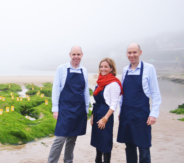 The Lismore Food Company and Achill Island Sea Salt