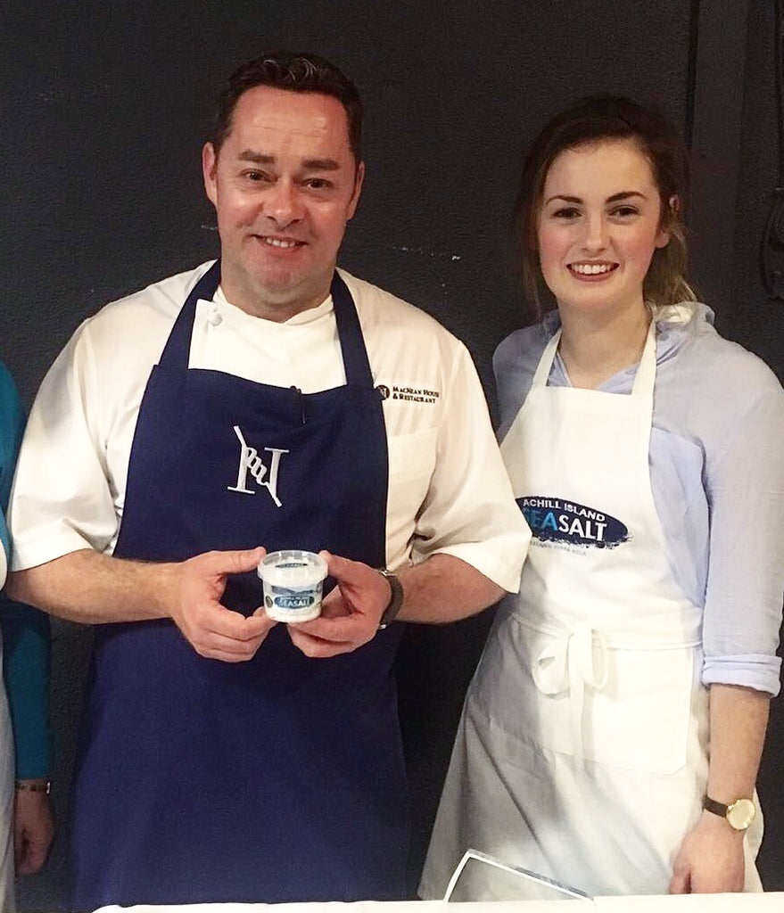 Neven Maguire Cookery Demo & Artisan Food and Craft Fair