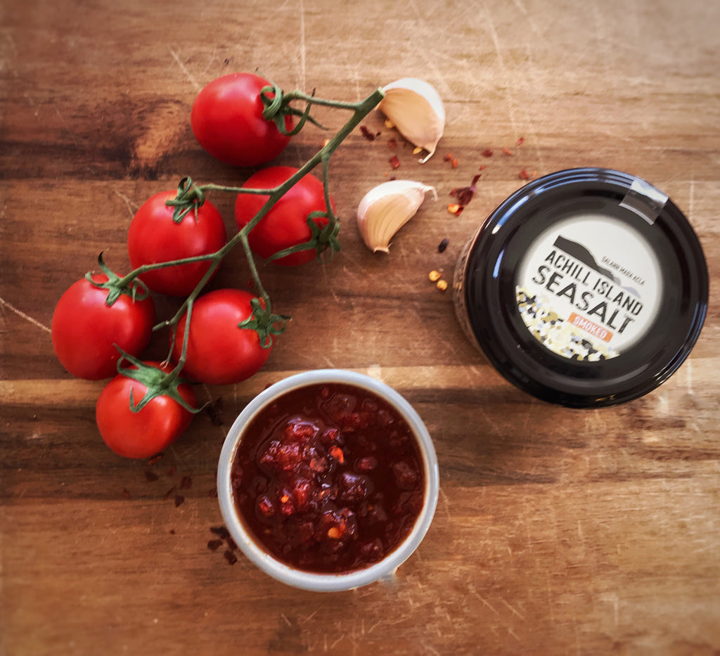 Sweet and Smokey Chilli Relish