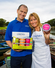 Noel Lee of The Connemara organic Seaweed Company