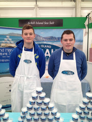 Colm and Sean O' Malley at Bloom