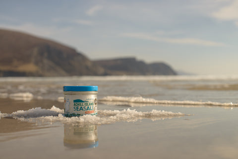Achill Island Sea Salt 75g