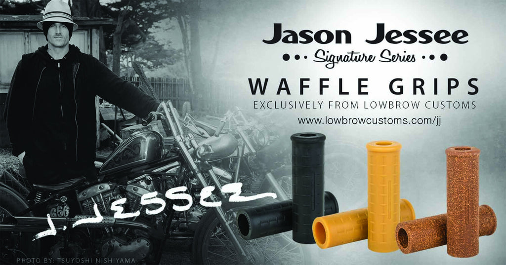 Jason Jessee Signature Series Grips Customs