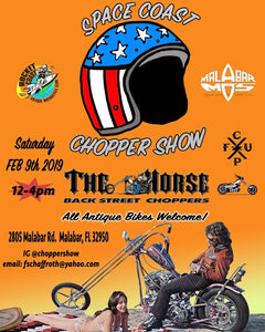 Space Coast Chopper Show