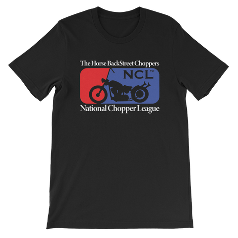 THBC 'National Chopper League' Short-Sleeve Unisex T-Shirt