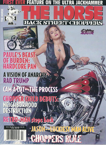 The Horse BackStreet Choppers Magazine Issue #2