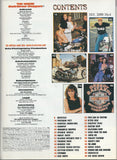 The Horse BackStreet Choppers Magazine Issue #4
