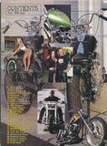 The Horse BackStreet Choppers Magazine Issue #9