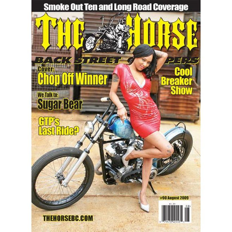 The Horse BackStreet Choppers Magazine Issue #90