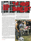 The Horse BackStreet Choppers Magazine Issue #177 June 2018