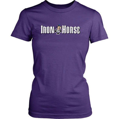 Iron Horse Lady's T-Shirt