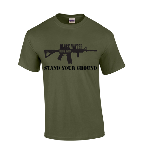 BlackWater 'Stand Your Ground' T-shirt