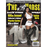 The Horse BackStreet Choppers Magazine Issue #100