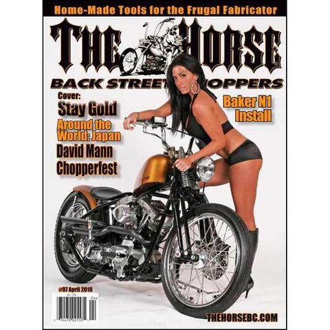 The Horse BackStreet Choppers Magazine Issue #97