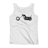 Lady's Choppers Rule Tank