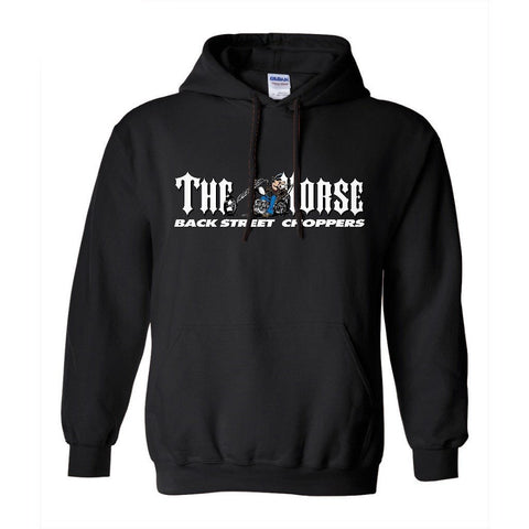 Charlie Horse Pull Over Hoodie