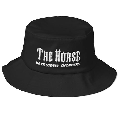 The Horse BC Old School Bucket Hat