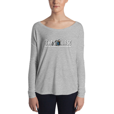 Lady's Charlie Horse Long Sleeve Tee