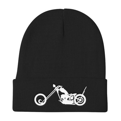"Knit Beanie 12"" Chopper"