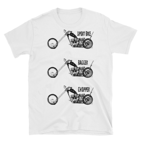 """Choppers Rule"" T-shirt"